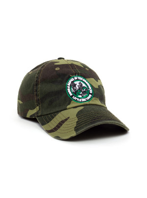 Born & Raised in the Boondock's Camo Hat