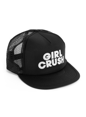 Black Girl Crush Snapback