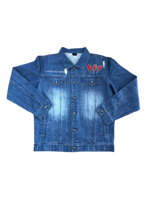 LBT Tour Girl Crush Denim Jacket