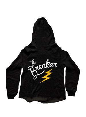 The Breaker Tour Lightning Bolt French Terry Hoodie