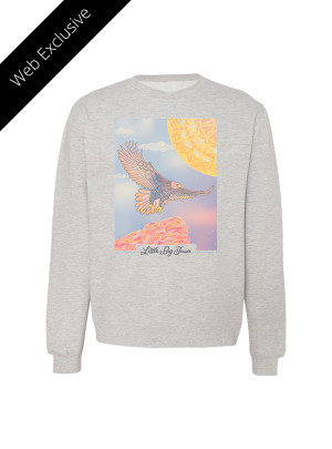 Red Rocks Crewneck Sweatshirt