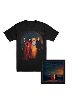 Nightfall Bundle: T-Shirt + Choice of CD or download