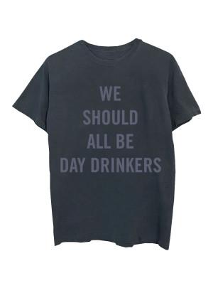 Little Big Town Day Drinker Vintage Black T-Shirt
