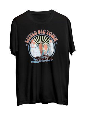 Retro LBT The Breaker Black T-Shirt