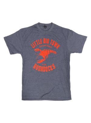 Blue Lobster Boondocks T-Shirt