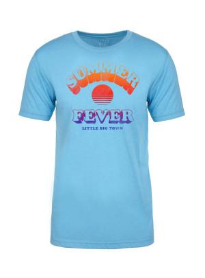 Summer Fever Aqua T-Shirt