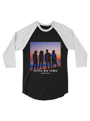 LBT Band Photo Dateback Raglan