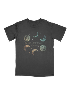 Nightfall Logo Dateback T-shirt