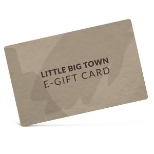 Little Big Town eGift Card