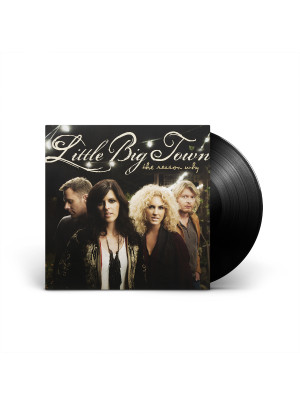 Little Big Town The Reason Why Vinyl
