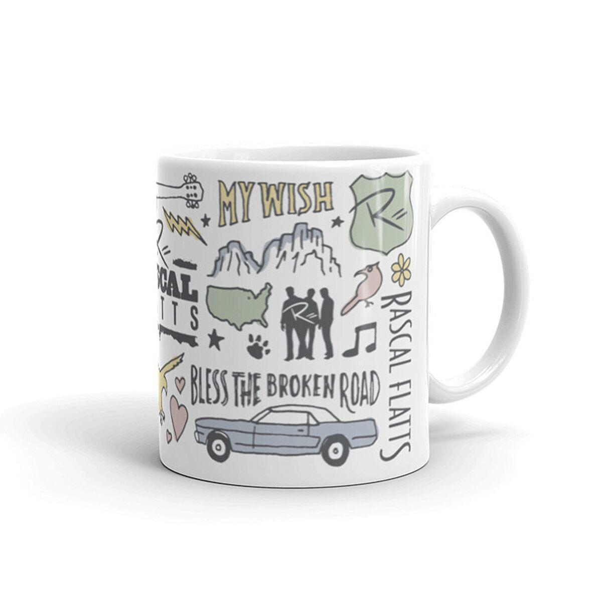 Iconic Logos Mug