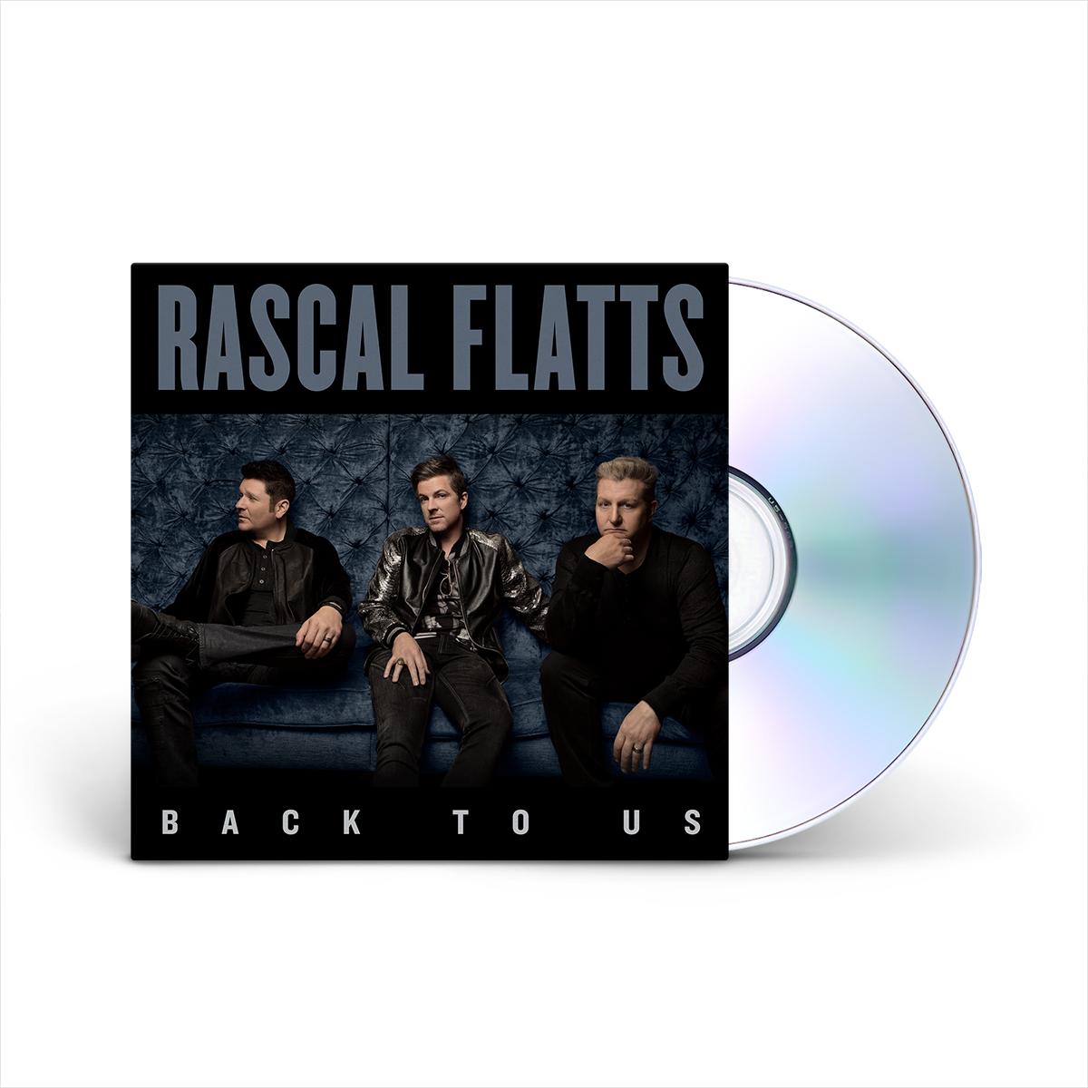 Rascal Flatts Back To Us CD