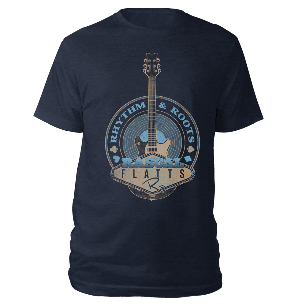 Gambling Guitar T-Shirt