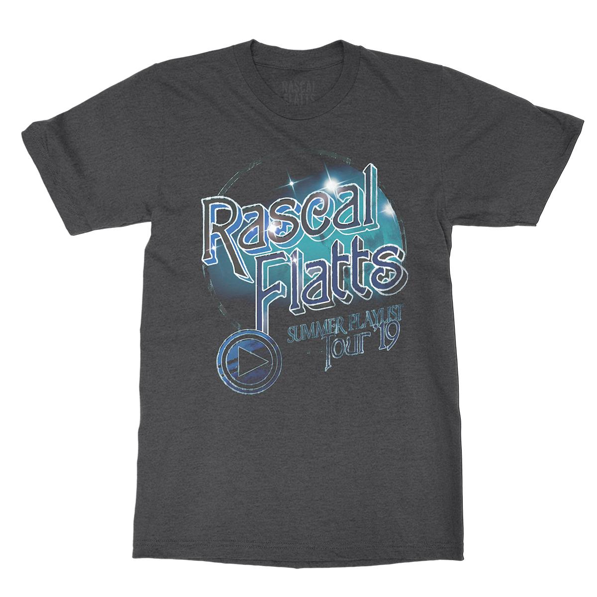 Dateback Charcoal T-Shirt