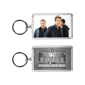 2014 Rewind Tour Photo Keychain