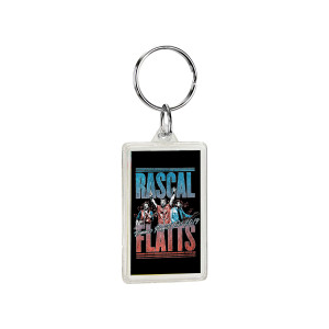 Summer Playlist Live Photo Keychain