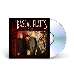 Rascal Flatts Changed CD