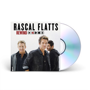 Rascal Flatts Rewind CD