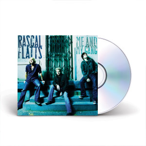 Rascal Flatts Me and My Gang CD