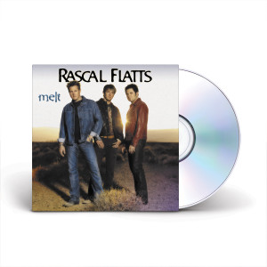 Rascal Flatts Melt CD