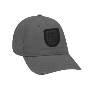Distressed Rascal Flatts Logo Dad Hat