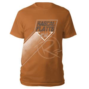 Texas Orange 2015 Tour T-shirt