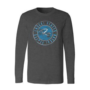 Rascal Flatts Logo Grey Longsleeve T-shirt
