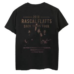 Vintage Logo Dateback Tour T-Shirt