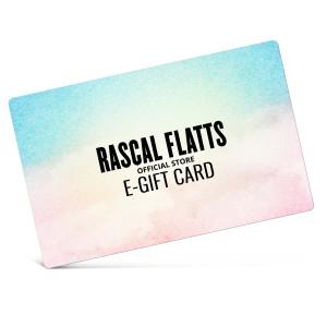 Rascal Flatts eGift Card
