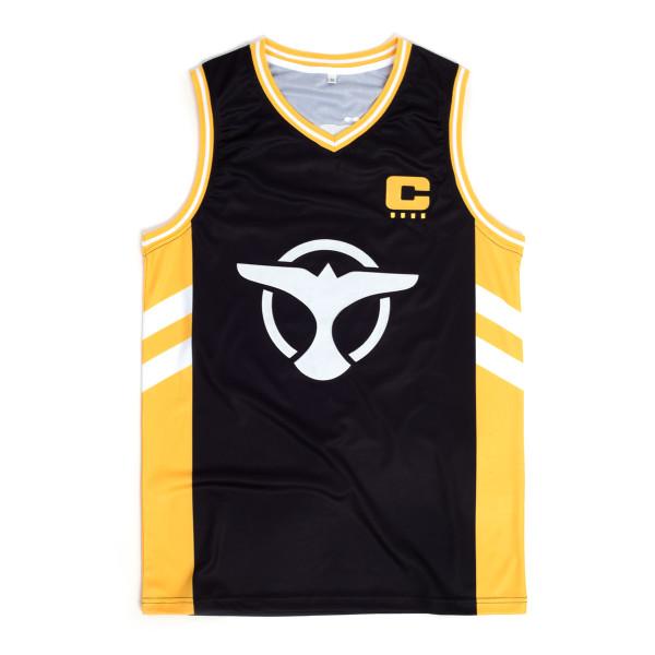 b96c28fd9ef Spotify Exclusive Team Tiësto - Basketball Jersey