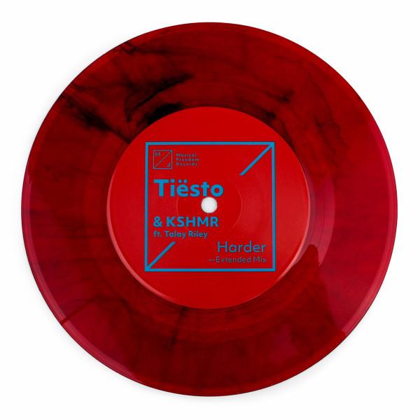 Tiësto & KSHMR 'Harder' Single ft  Talay Riley - 7