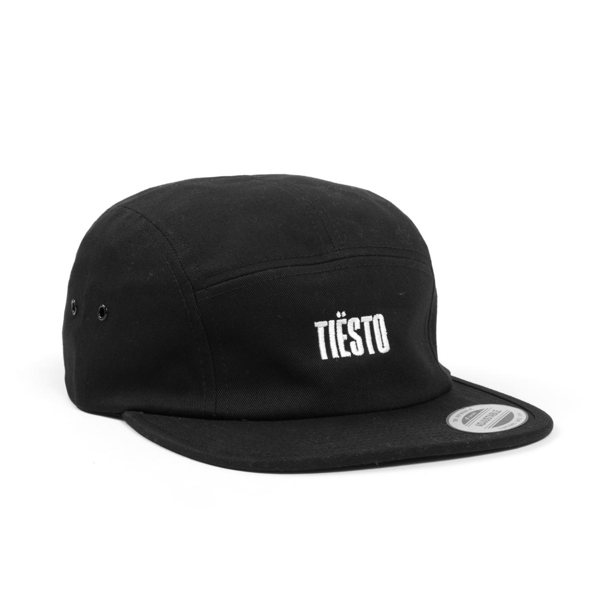 Tiësto 5-Panel Camper Hat