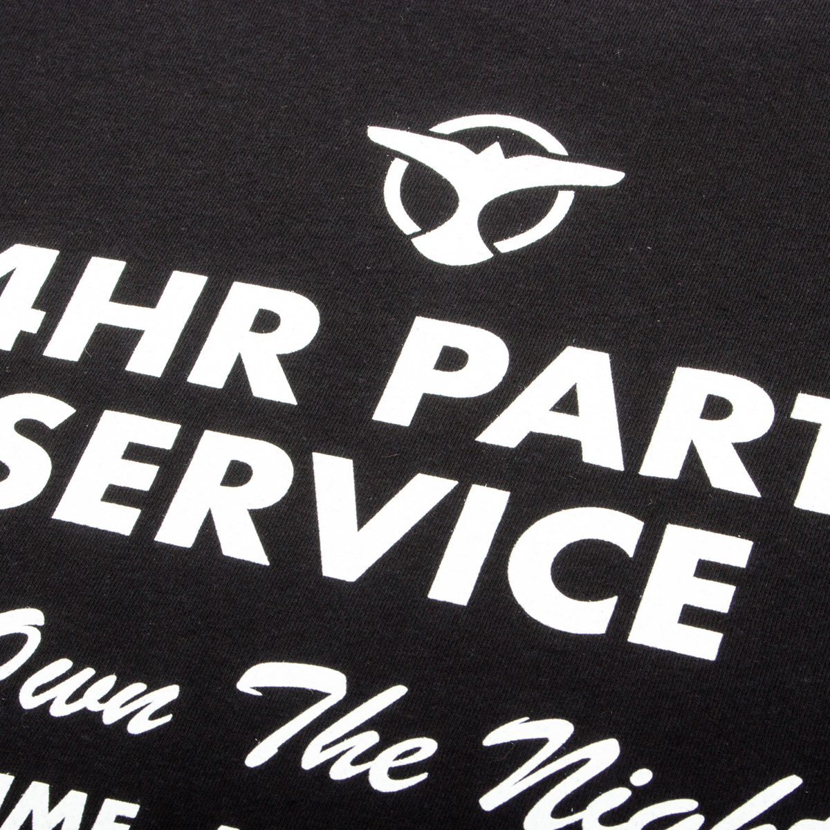 '24 HR PARTY' T-Shirt