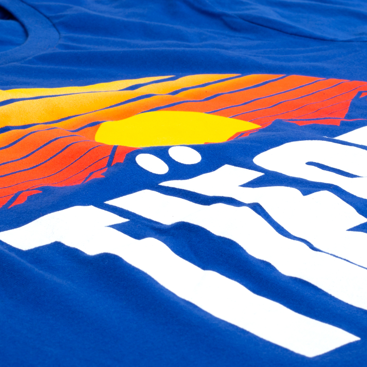 'Mountain Sunset' T-Shirt