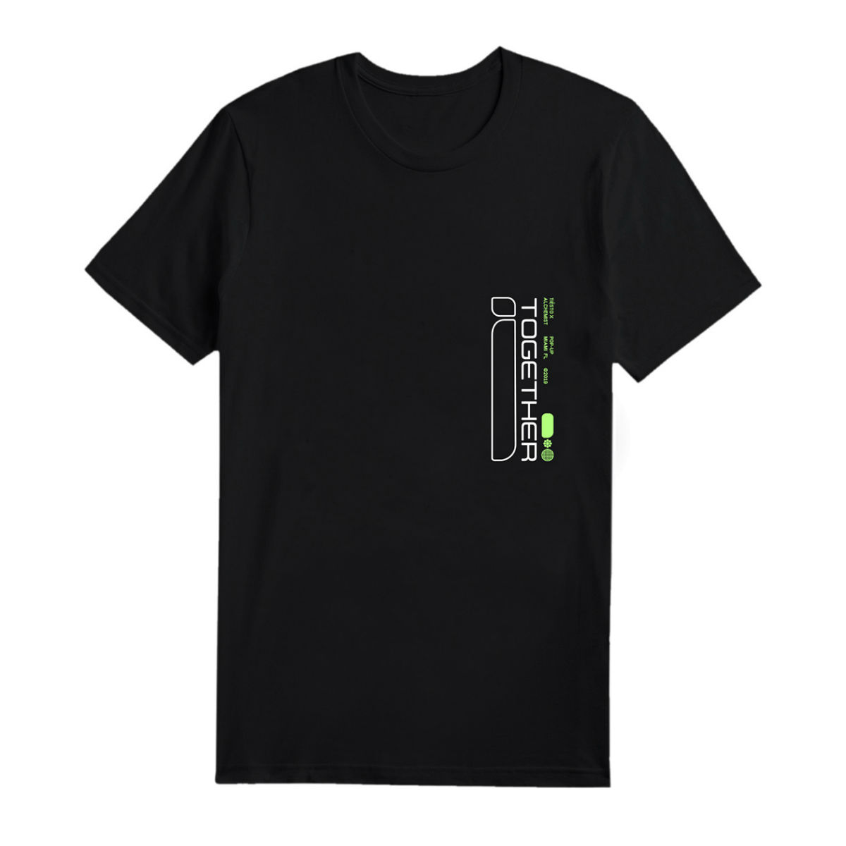 Secrets T-Shirt - Black