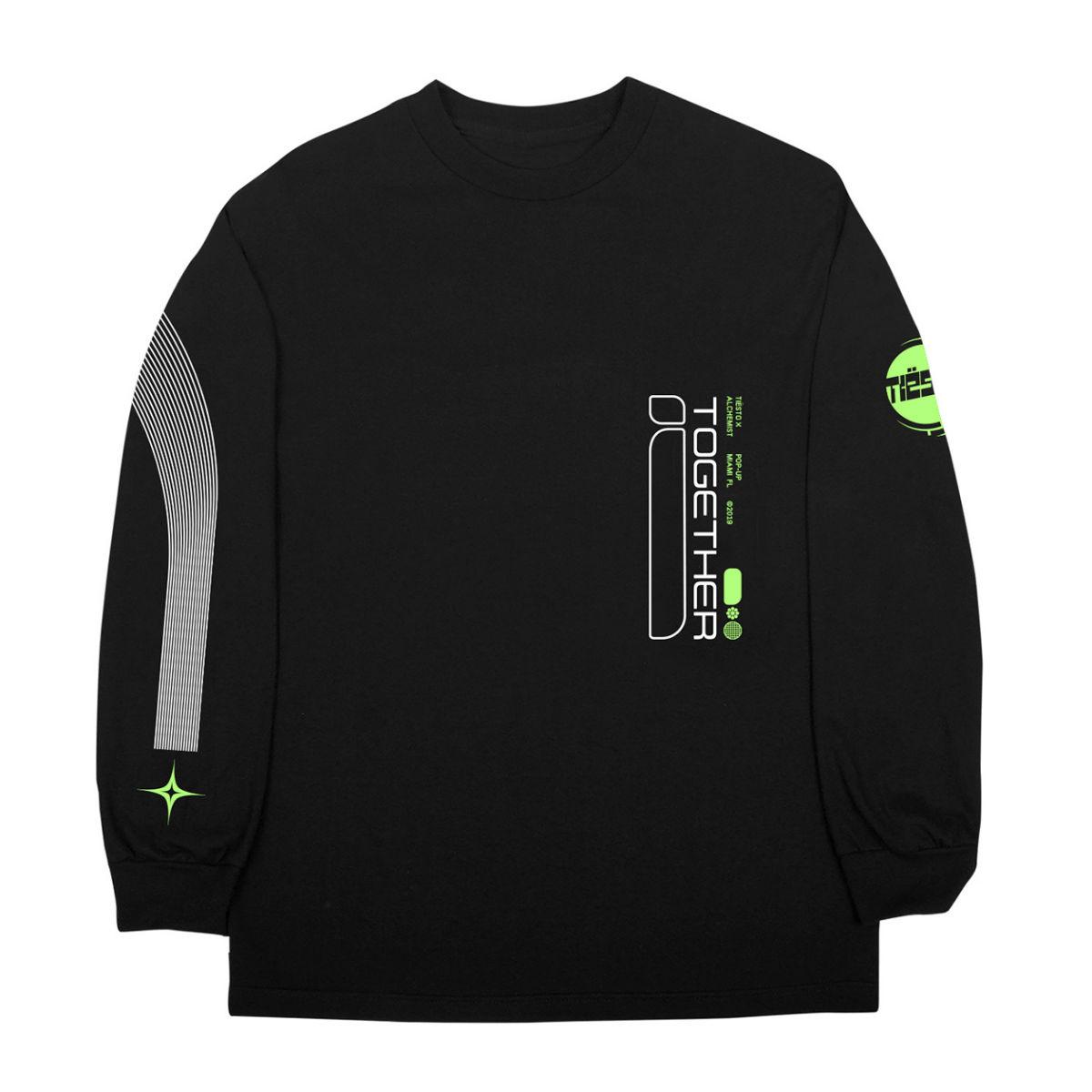 Secrets LS T-Shirt - Black