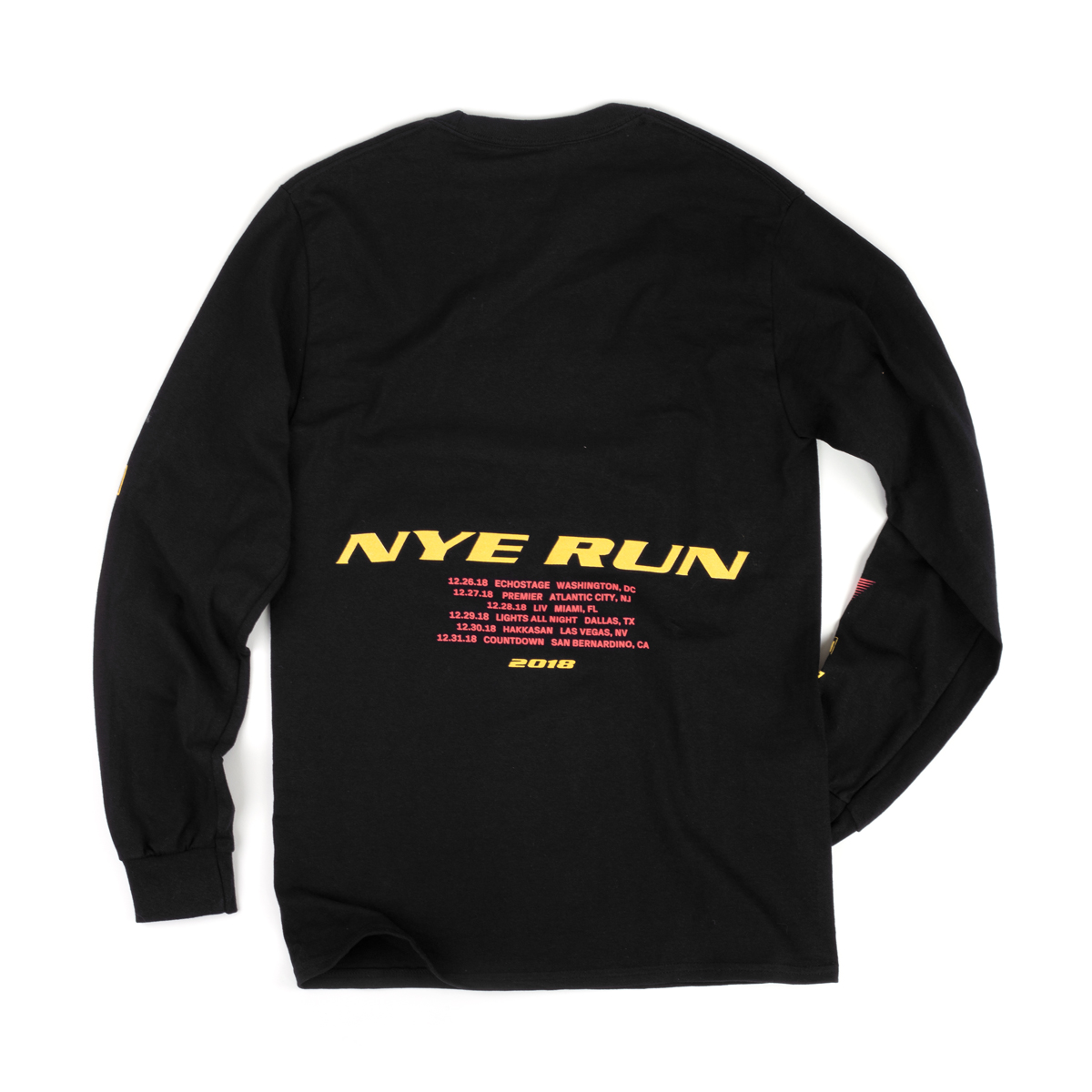 New Year's Run Long Sleeve T-Shirt