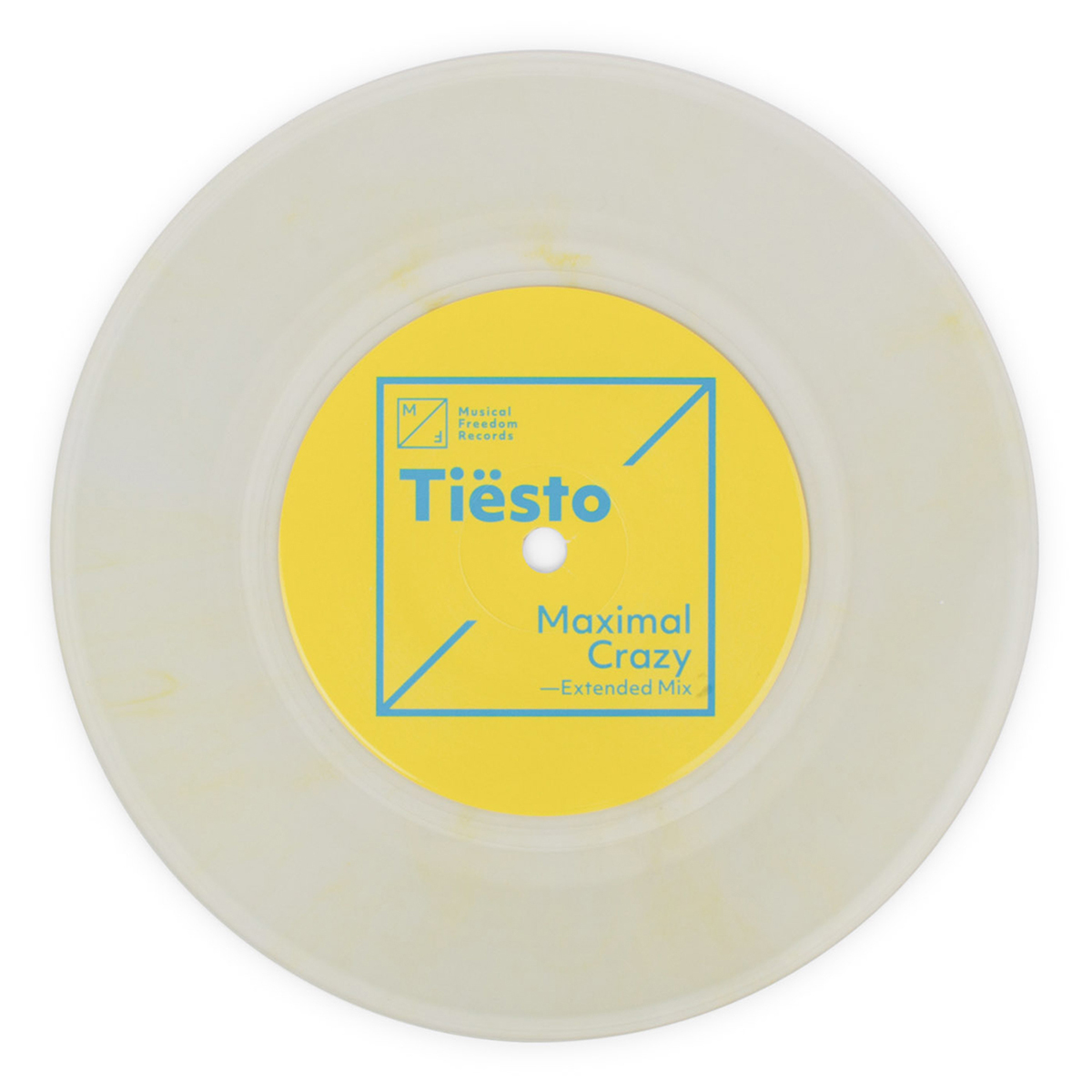 "Tiësto 'Maximal Crazy' Single - 7"" Vinyl"