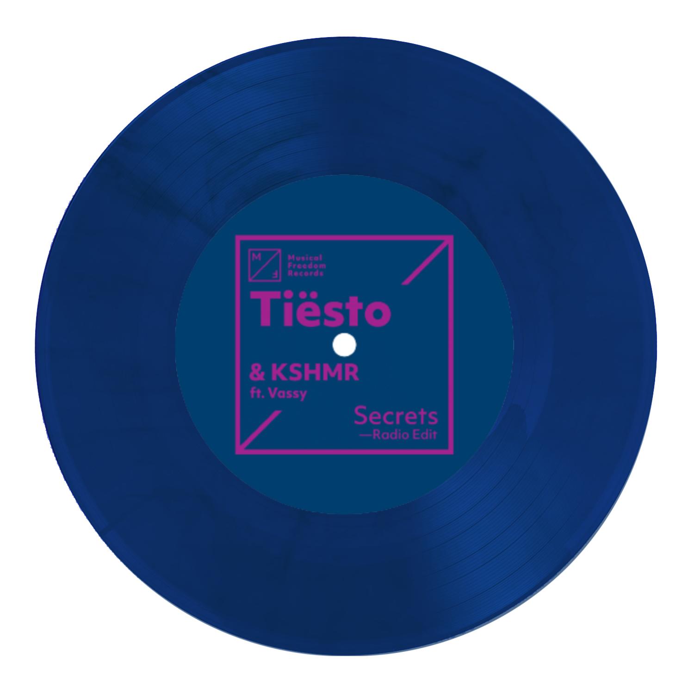 Tiësto & KSHMR ft. Vassy - 'Secrets'