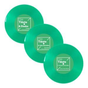 "TIËSTO 'CLUBLIFE Vol. 5 – China' 7"" Vinyl Bundle"