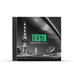 Tiësto 'CLUBLIFE VOL. 5 – China' CD