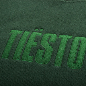 Tiësto Tonal Champion Crewneck - Green