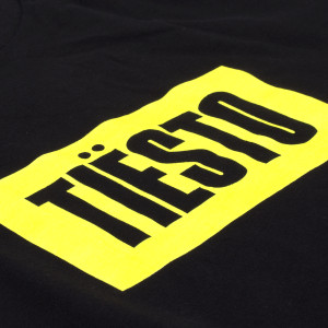 Tiesto 'Yellow Box' Tee