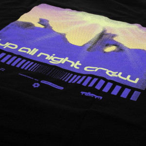 'Up All Night Crew' T-Shirt