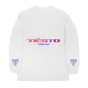 Mind Trip LS T-Shirt - White