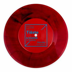 """Tiësto & KSHMR 'Harder' Single ft. Talay Riley - 7"""" Vinyl"""