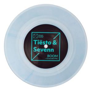 """Tiësto & Sevenn 'Boom' Single - 7"""" Vinyl"""