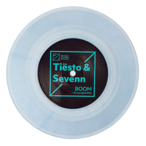 "Tiësto & Sevenn 'Boom' Single - 7"" Vinyl"