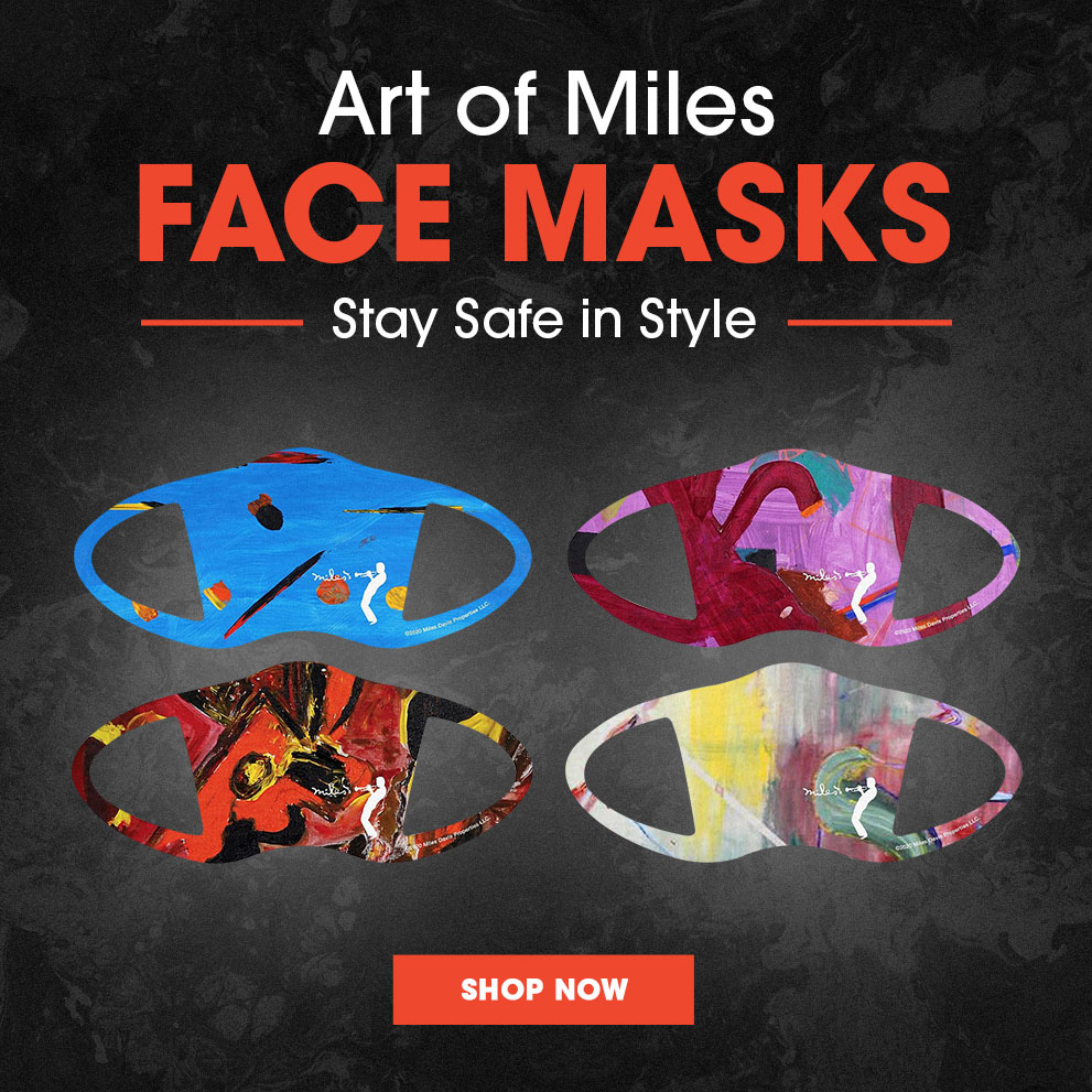 Art of Miles Face Masks