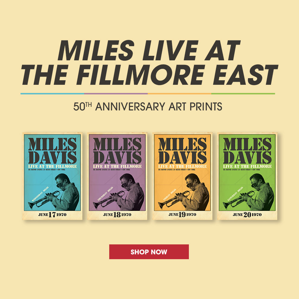MILES LIVE AT THE FILLMORE